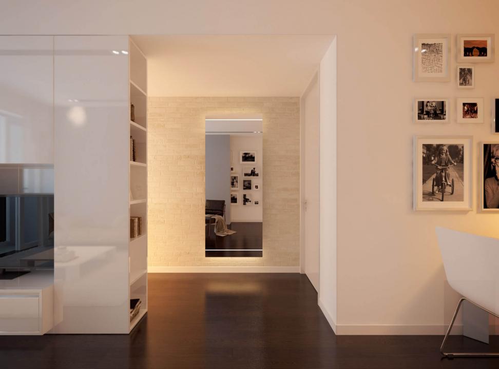 Wandspiegel Mit Led Beleuchtung